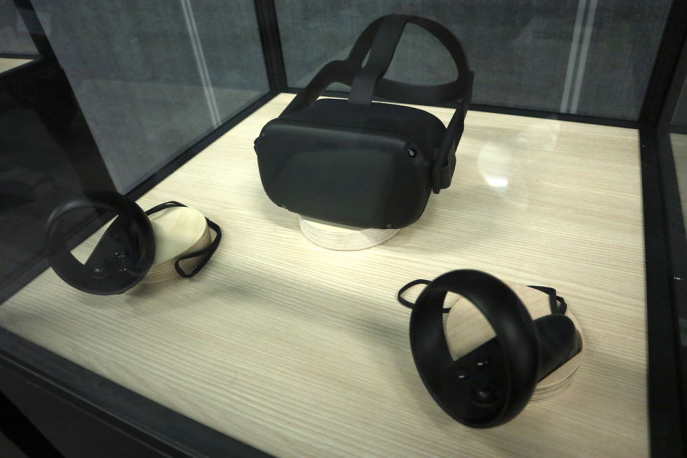 Oculus Quest vs Vive Focus: let the battle begin - The Ghost