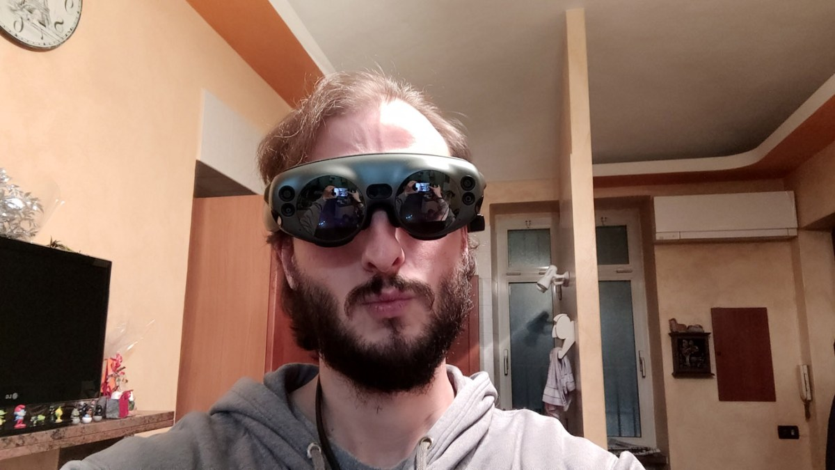 Magic Leap One first impressions review: it's not a leap, but a step