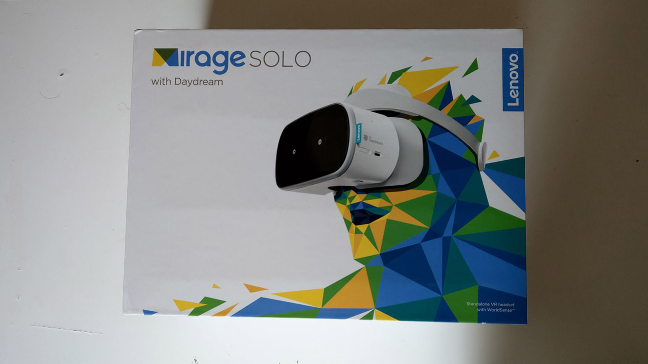 Lenovo Mirage Solo review: should you buy it?