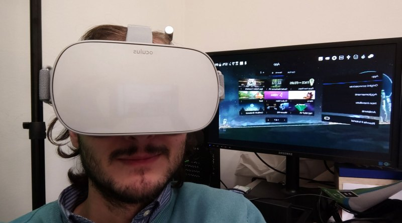 How to use Casting to stream your Oculus Go content to Phone or PC
