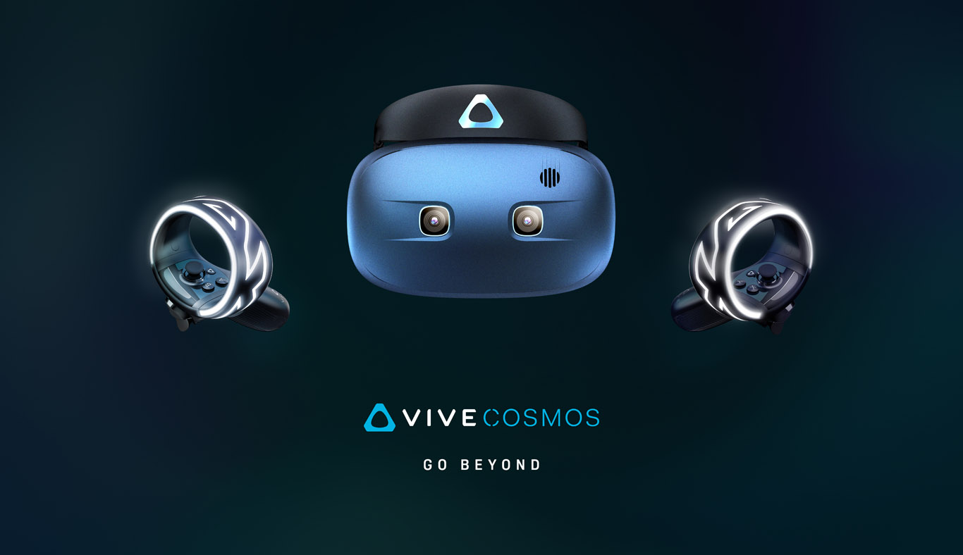 All you need to know about the Vive Cosmos