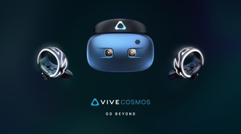 b5ad6fab9ebc All you need to know about the Vive Cosmos - The Ghost Howls