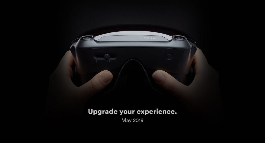 Valve teases the Vive Index: it may feature hands tracking and next-gen experience