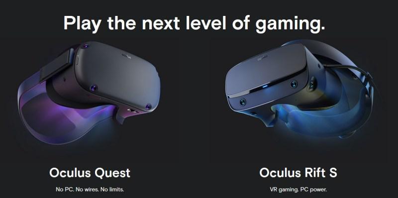 oculus rift s quest launched