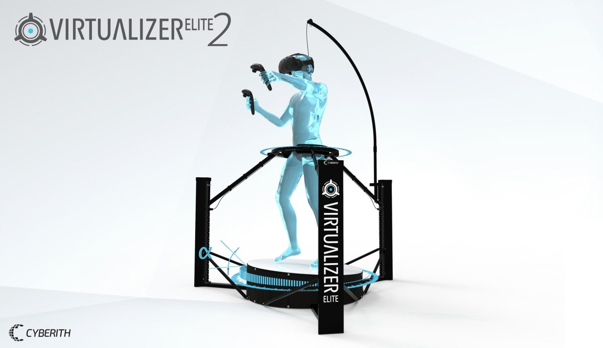 Cyberith announces 2nd gen Virtualizer, still thinks about its backers