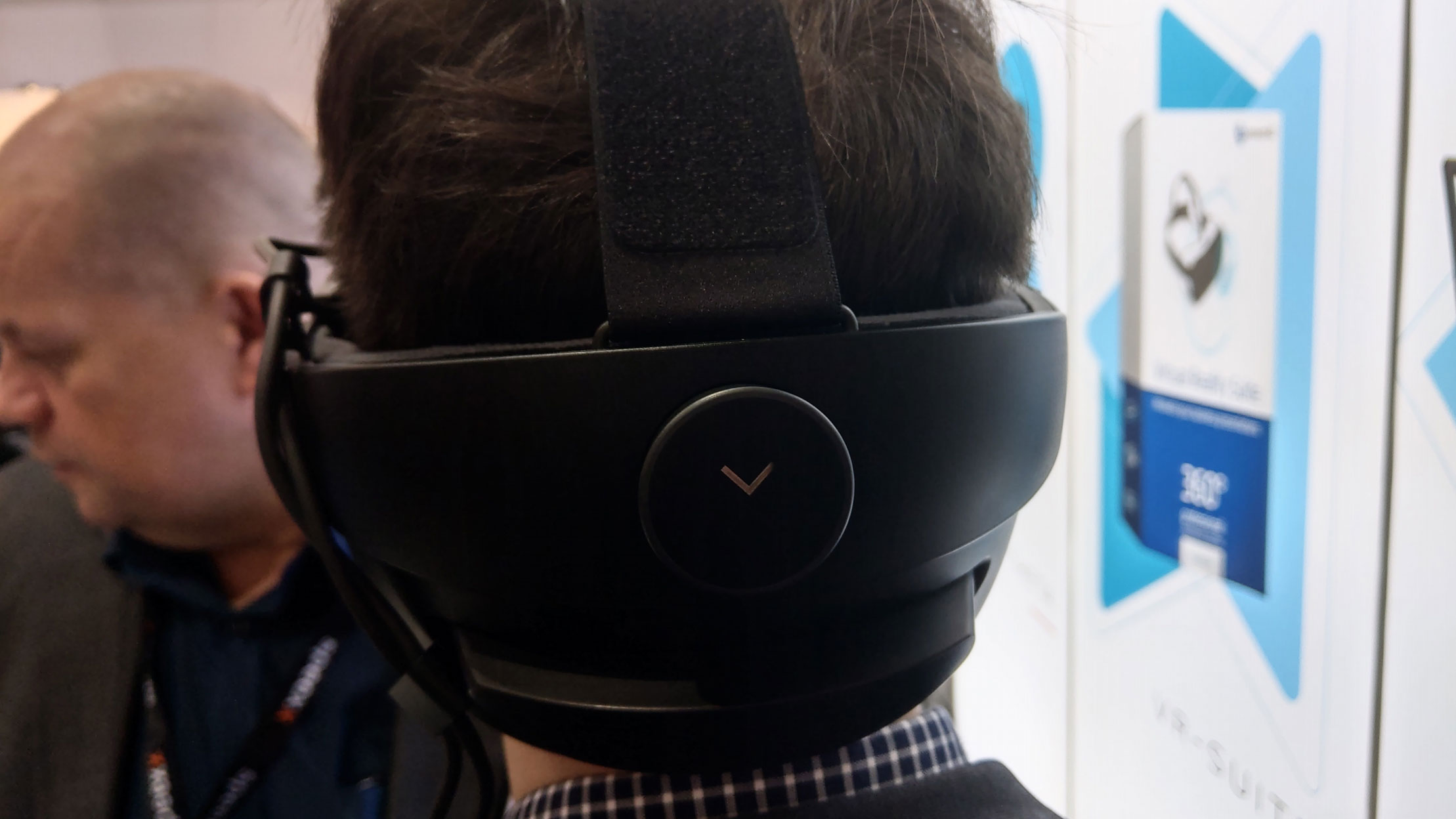 Varjo VR 2 hands on first impressions: perfect resolution