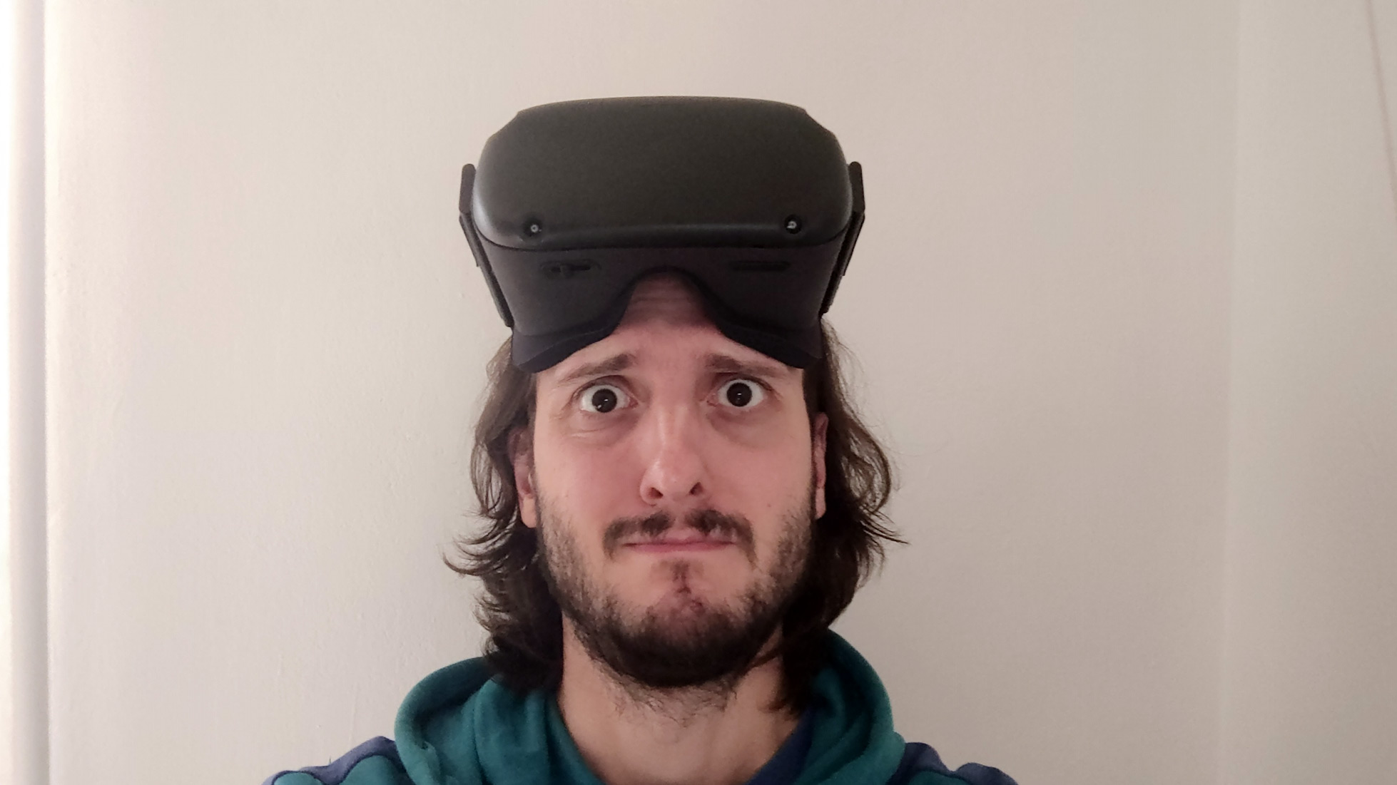 How you (a VR professional) can go through the coronavirus lockdown - The Ghost Howls