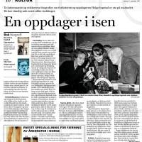 Omtale i Aftenposten!