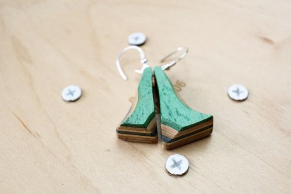 earrings special edition skatan llc10