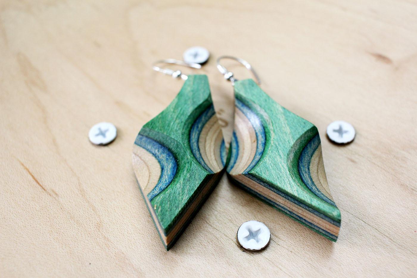 earrings special edition skatan llc11