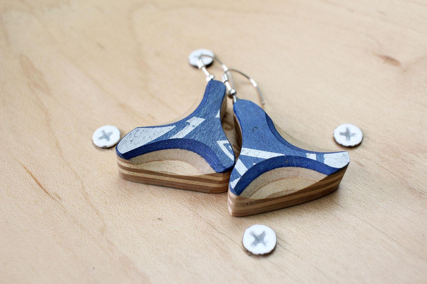 earrings special edition skatan llc9