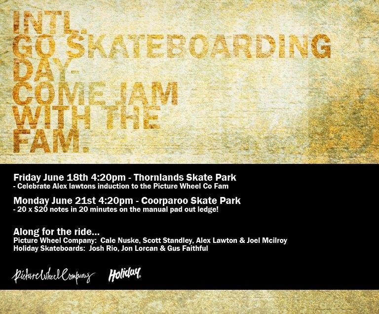 Go Skateboarding Day Brisbane 2010