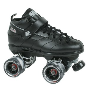 Sure-Grip Rock GT-50 Black Roller Skates