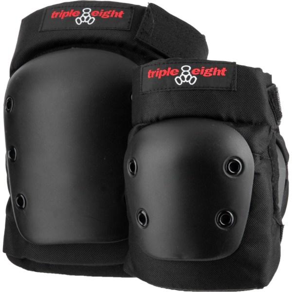 Triple 8 Street Knee & Elbow Pads 2 Pack