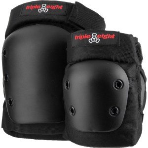 Triple 8 Street Knee & Elbow Pads 2 Pack
