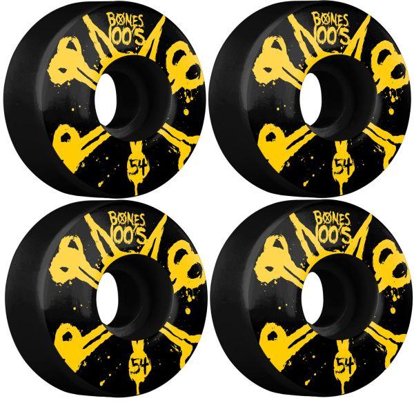 Bones 100's #10 Black V4 54mm 100a