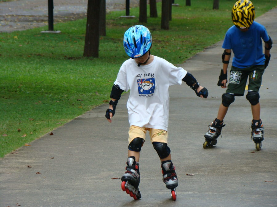inline skating weekend classes