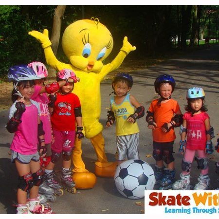 Inline Skating Class Holiday Camp Skate With Us