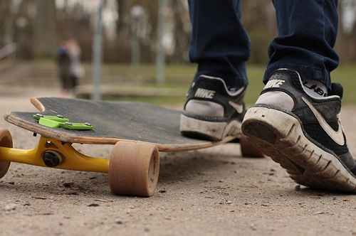 longboard and skateboard (1)