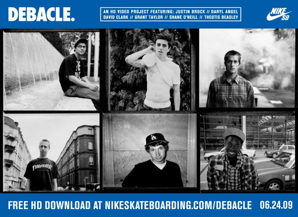 Nike SB's Debacle Free Download NOW AVAILABLE | TransWorld