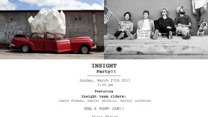 Insight x starr flyer
