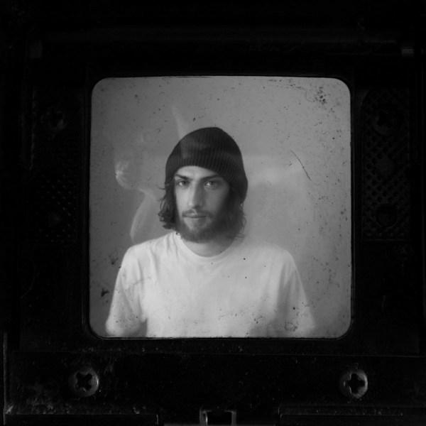 Bryan O'Neill, self portrait.