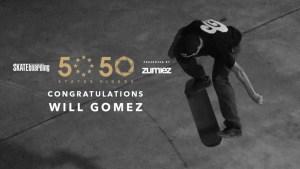Congrats will gomez