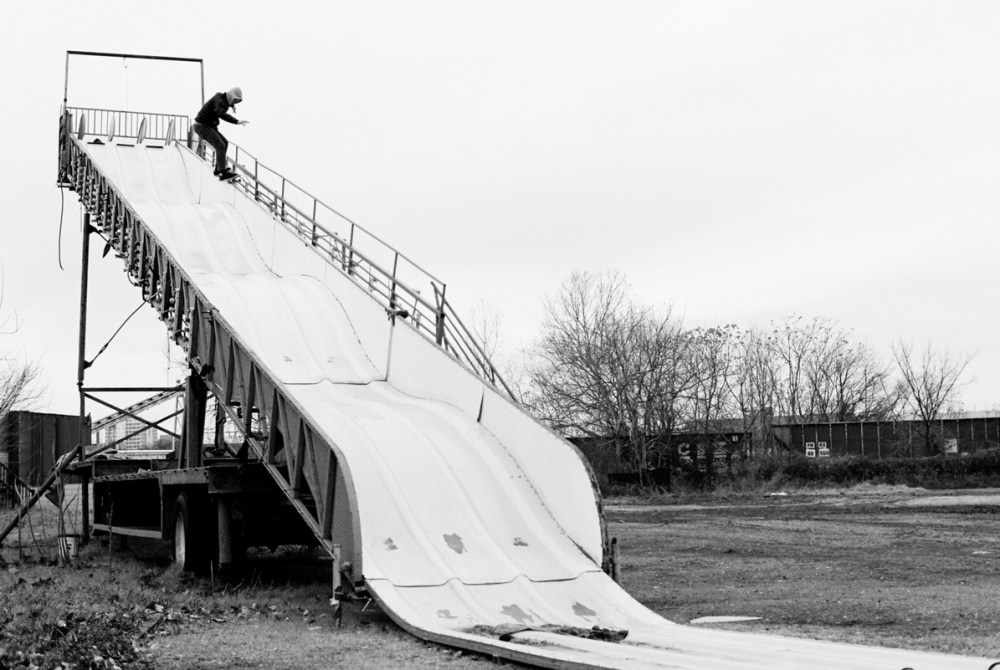 Jacob Hayes – 5050 po out slide bomb