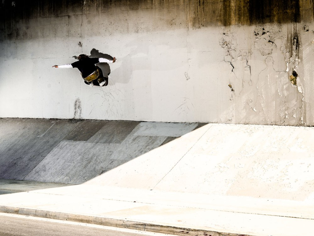 Ryan connors front wallride ontario
