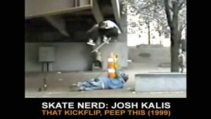 Josh Kalis KF Peep This marquis