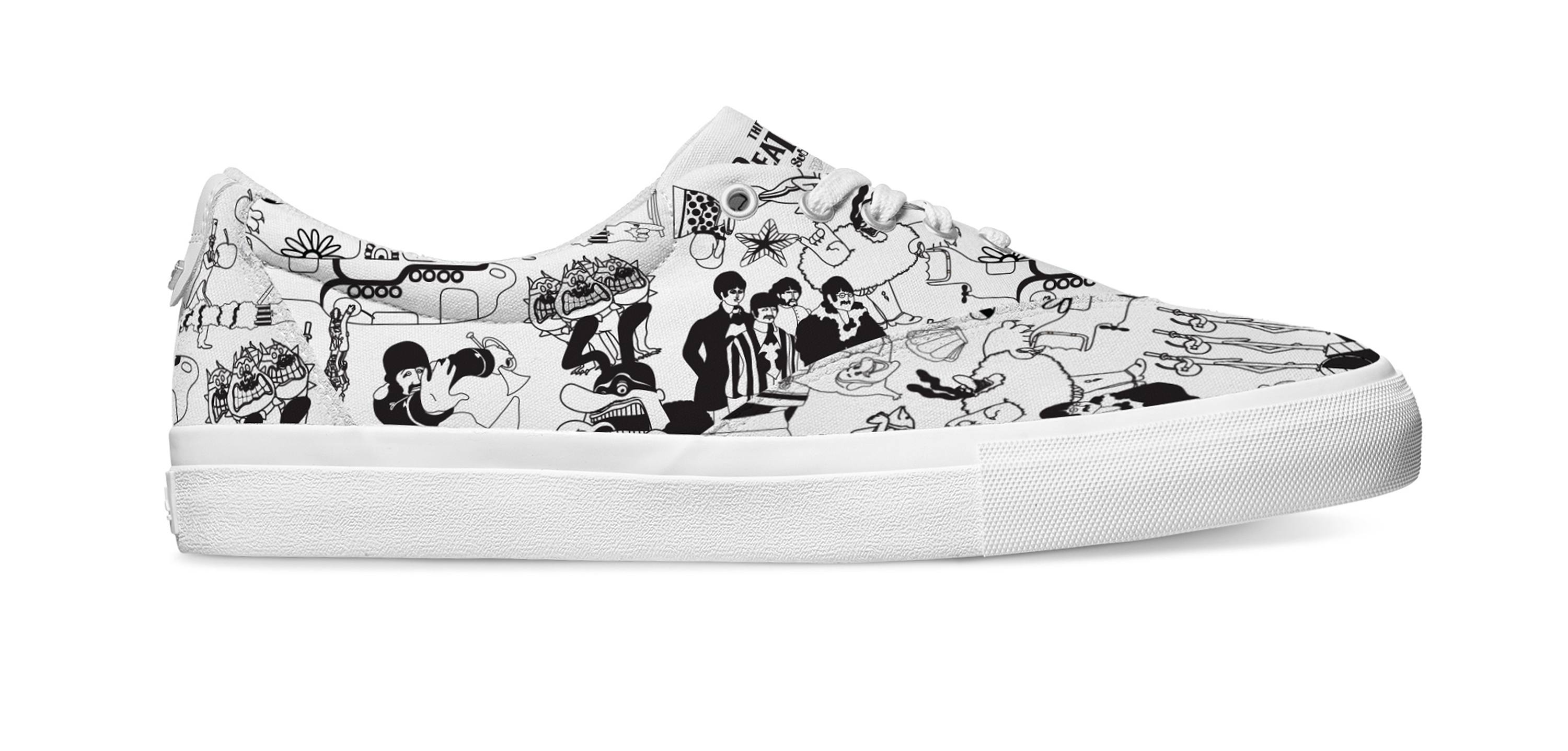 7e1116d218c Diamond Supply Co. Capsule Collection with The Beatles | TransWorld ...