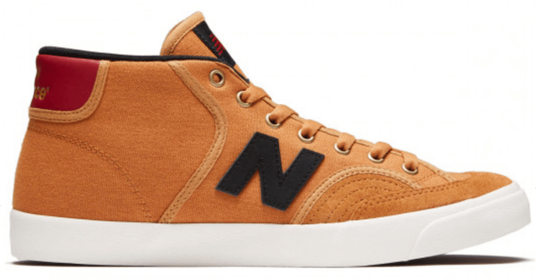 new balance marron tan sot