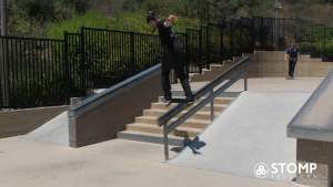 Backside Lipslide