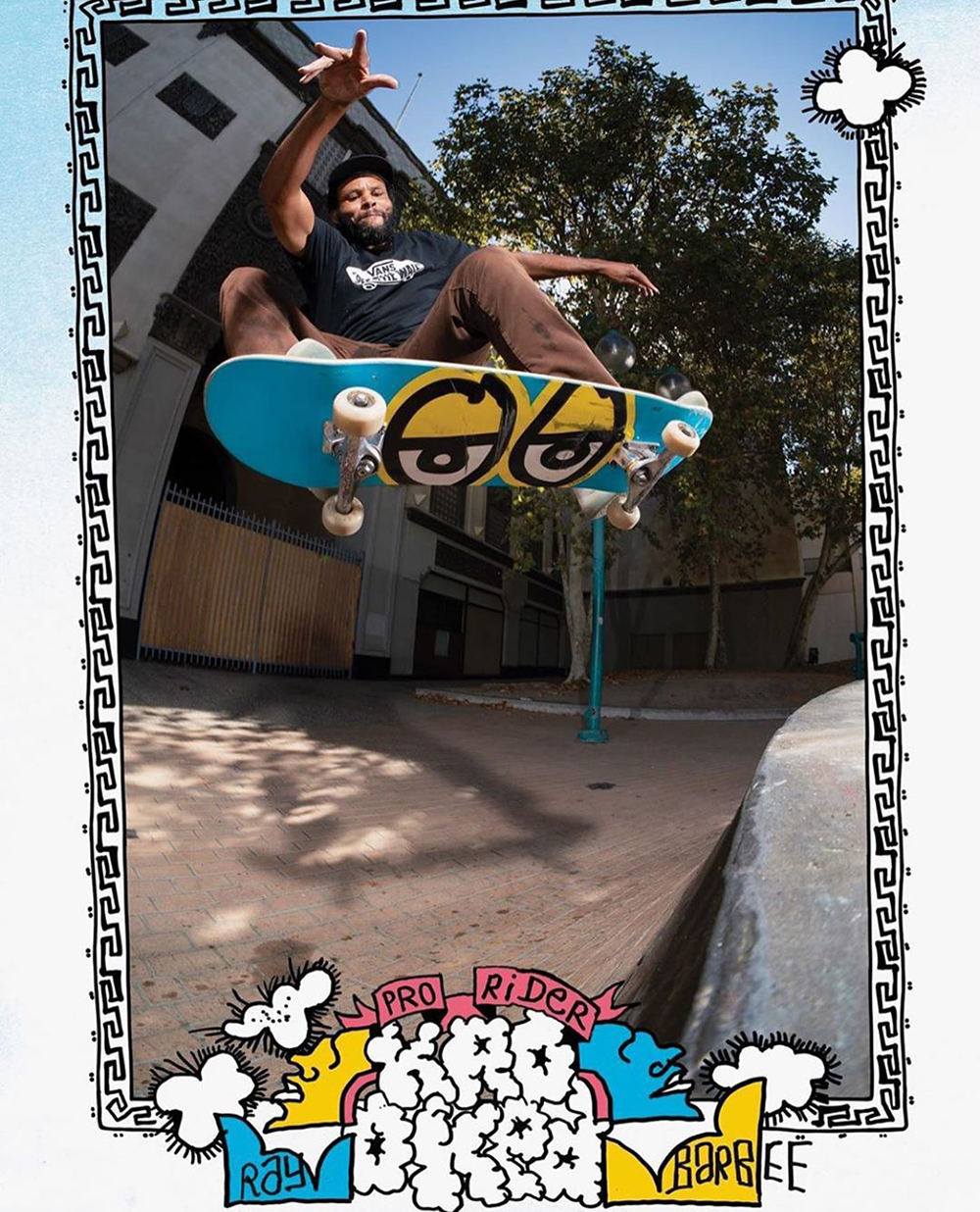 Ray Barbee Krooked