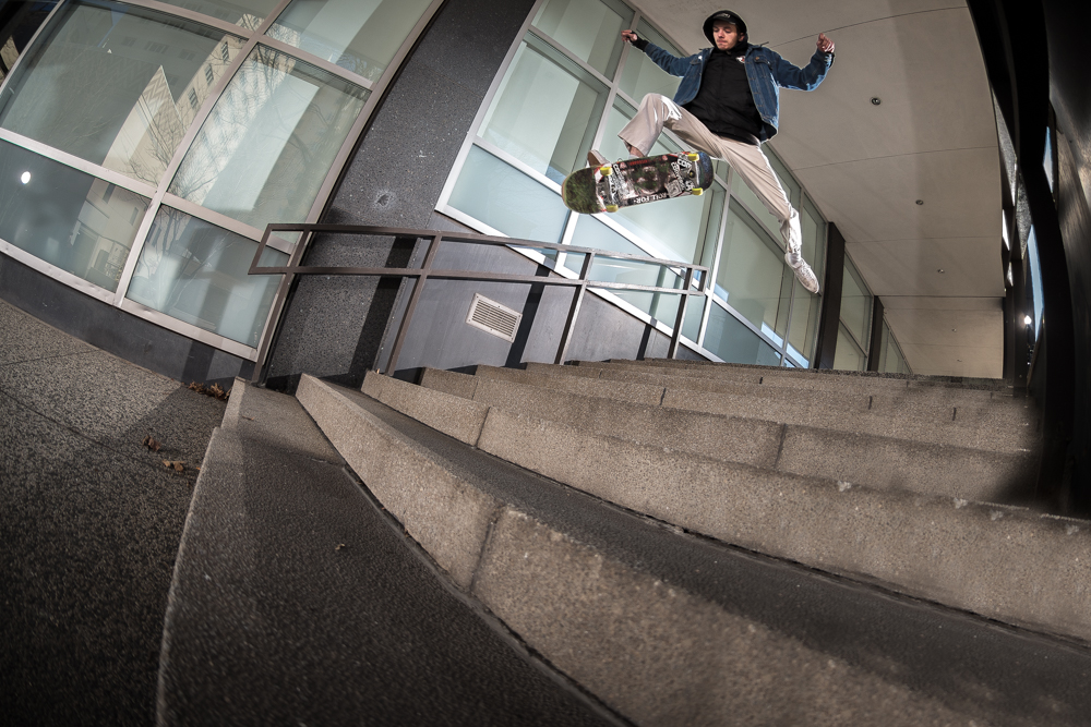 Christian Jarvis -- No Comply 180 -- Hartford, CT