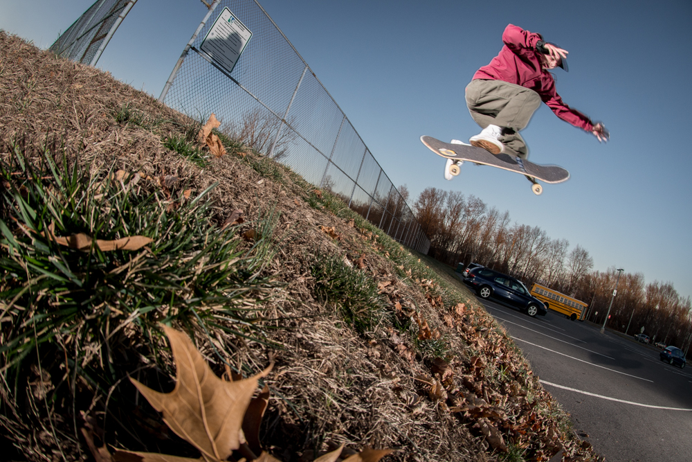 Connor Noll :: No-Comply :: South Windsor, CT