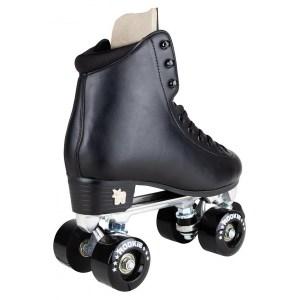 Rookie artistic black-zwart rollerskates