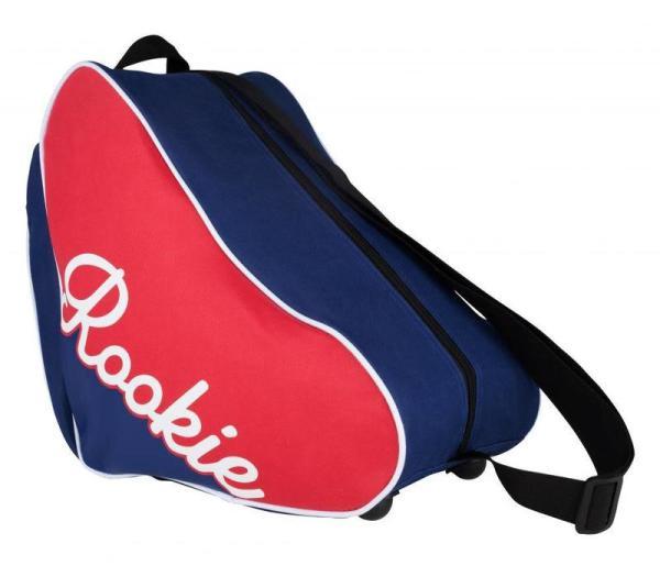 ROOKIE Skate tas in het rood en blauw