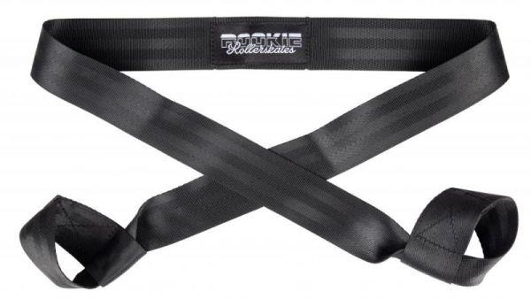 Zwarte Rookie rolschaats draagband