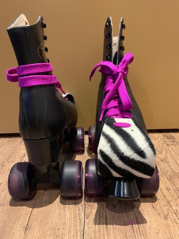 Show-model leren RSI skates 4