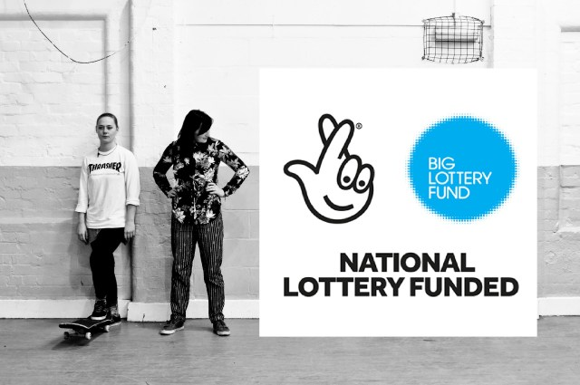 A £10,000 National Lottery Grant Will Unlock the Potential of Nottingham's Skateboarding Community