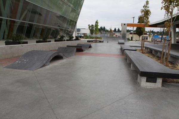 Chuck Bailey Youth Park – Surrey BC