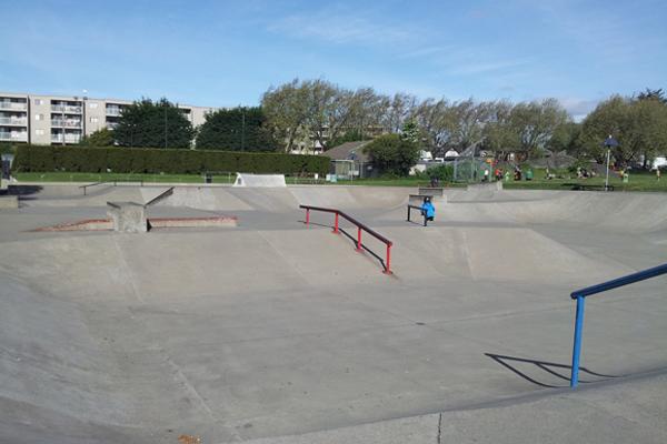 Vic West Skatepark – Victoria BC