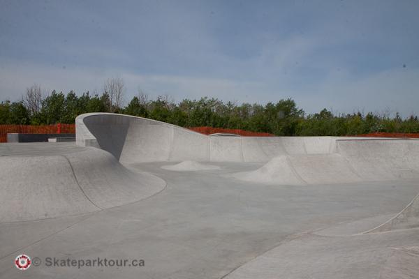 Fulton Ravine /  Capilano Skatepark * Edmonton AB