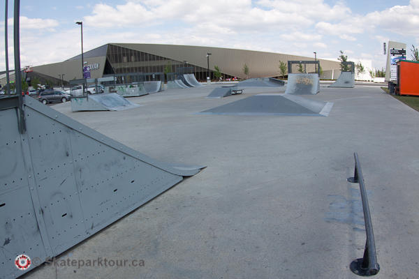 Clareview Skatepark * Edmonton AB