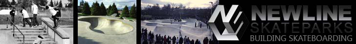 Newline Skateparks Banner