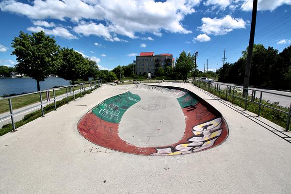 Kiwanis Skatepark * Orillia ON