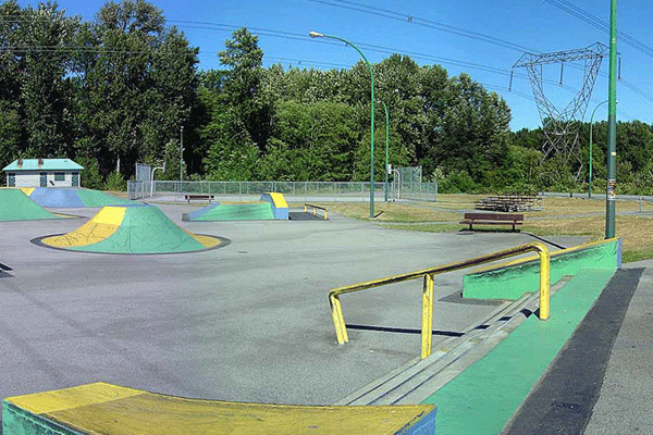 Bear Creek Skatepark * Surrey BC