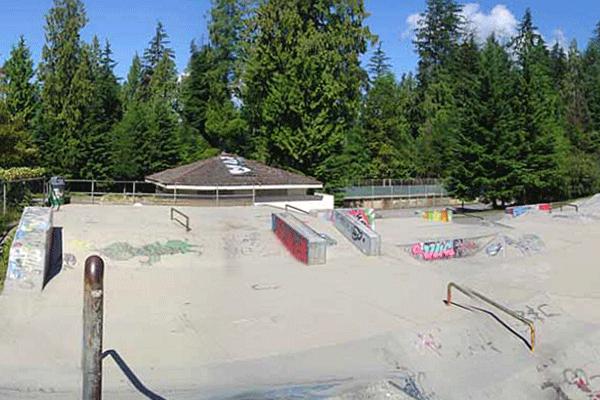 Kirkstone Skatepark * North Vancouver BC