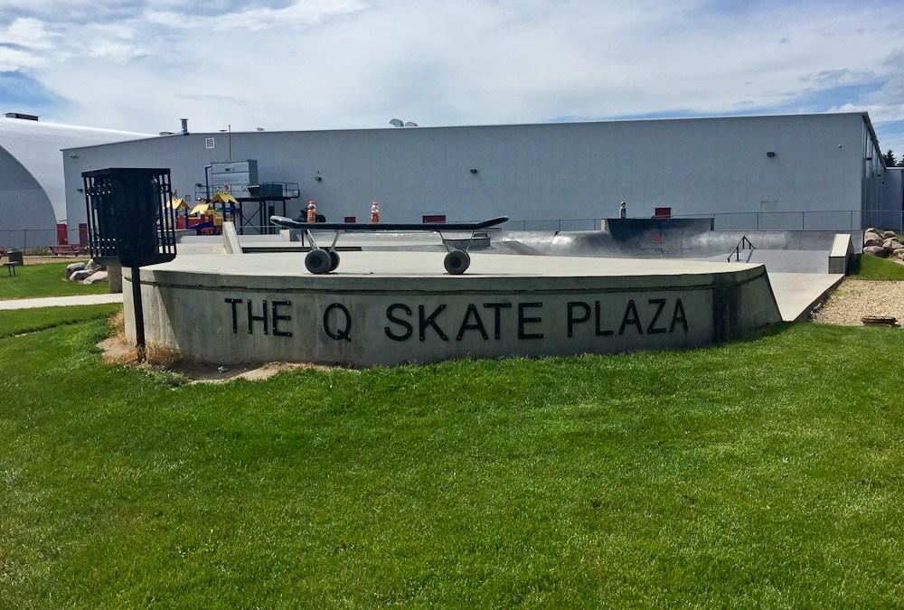 High Prairie Skatepark * High Prairie AB